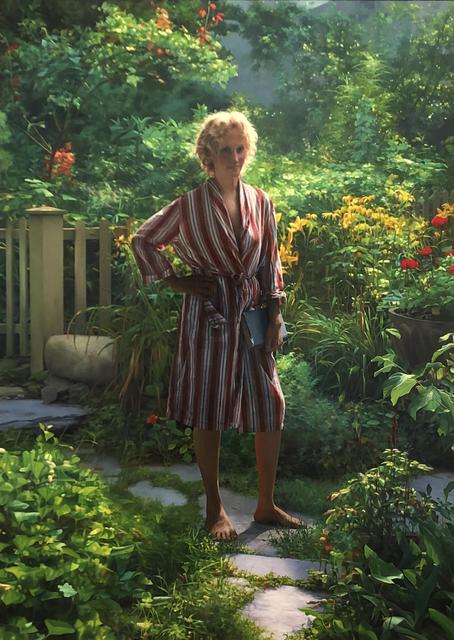 Scott Prior, 'Nanny in the Garden', 2009-2011, William Baczek Fine Arts