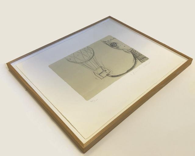Yoshitomo Nara, 'Untitled (Omaha)', 2005, Print, Lithograph, Lougher Contemporary Gallery Auction