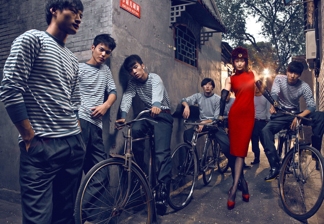 , 'Long Live the Motherland, Beijing No. 5,' 2009, L.A. Louver