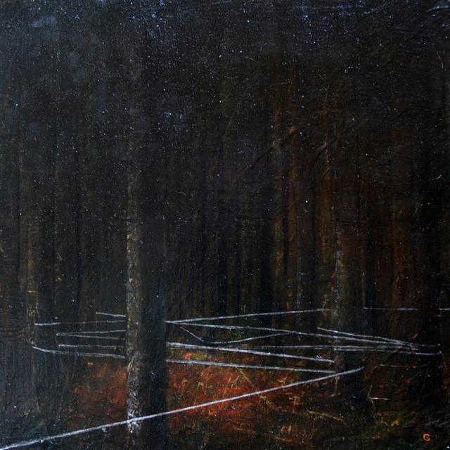, 'String,' 2017, La Luz de Jesus Gallery