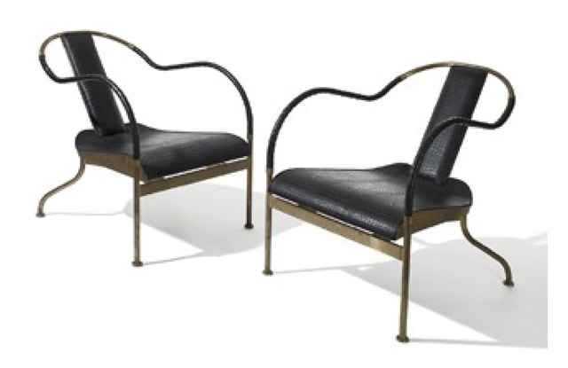 , 'Pair of El Ray Chairs,' 1999, Geoffrey Diner Gallery