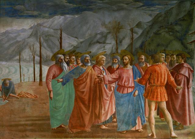 essay on fresco painting