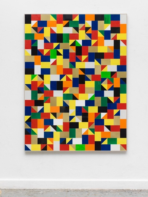 , 'Das Bitzer Bild / e Bitzer Painting,' 2018, Casado Santapau