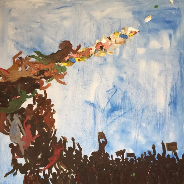 , 'Freedom,' 2017, Art Village Gallery