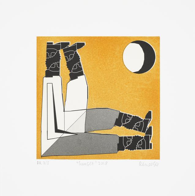 Renee So, 'Sunset ', 2018, Whitechapel Gallery