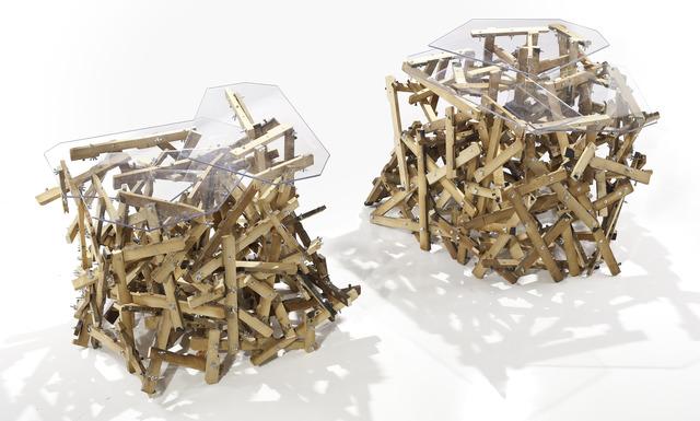 Benjamin Rollins Caldwell, 'Wingin' It Side Table', 2013, Avant Gallery