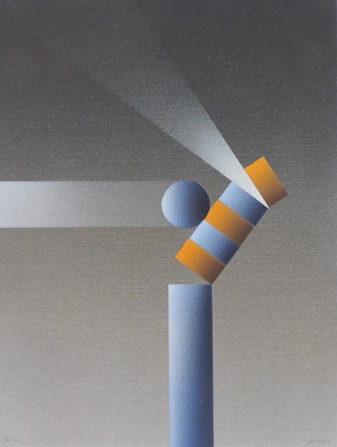 Julio Le Parc, 'Pochoir Espace VII ', 2000, Galerie La Ligne