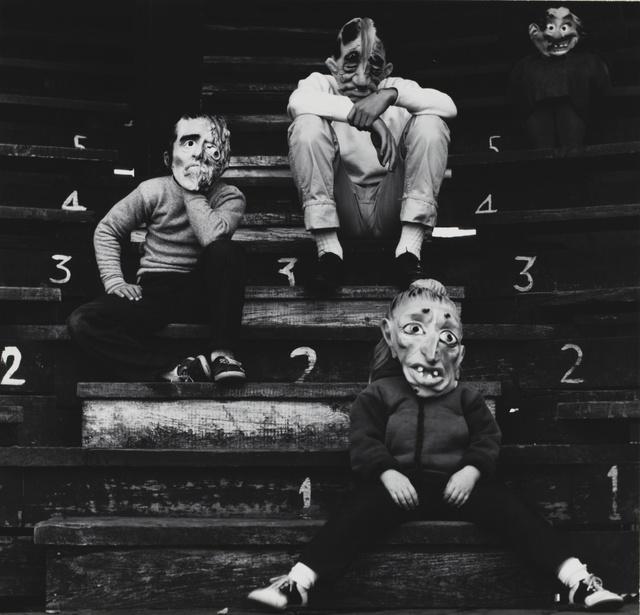 Ralph Eugene Meatyard, ''Portfolio Three: The Work of Ralph Eugene Meatyard'', Sotheby's