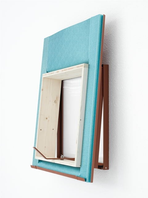, 'Riding a Saddle Roof,' 2012, Museum Dhondt-Dhaenens