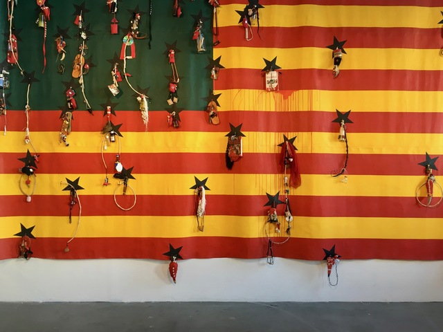 , 'Desunited States of Africa,' 2010, Sitor Senghor - (S)ITOR