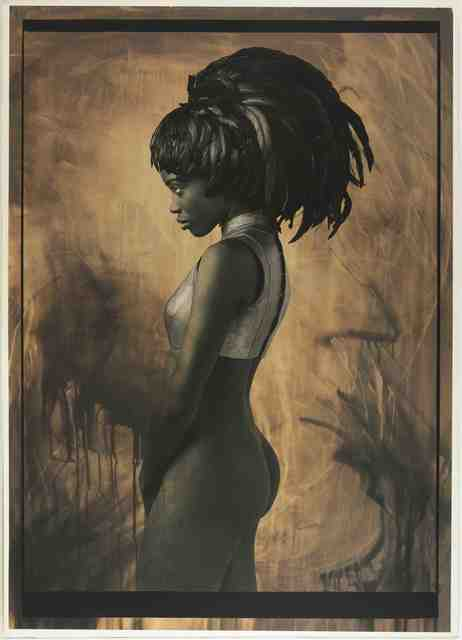 , 'Lorraine,' 1990, THE LITTLE BLACK GALLERY