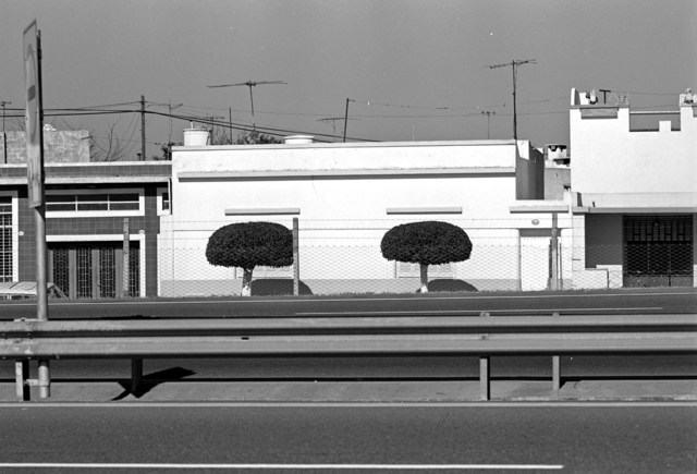 ", 'From the series ""Estampas Porteñas"", ""Little house in the highway"",' 1984, Rolf Art"