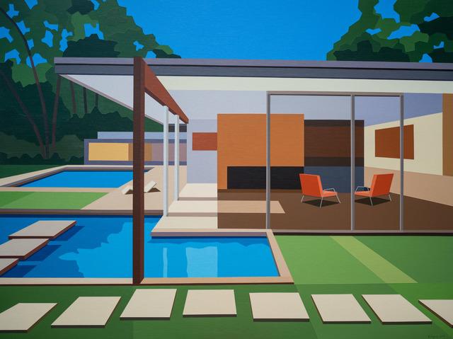 , 'Singleton House III,' 2018, Cynthia Corbett Gallery