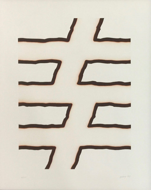 Mario Yrisarry, 'Stern', 1967, Robert Fontaine Gallery