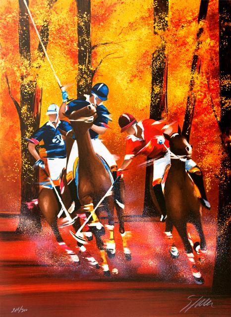 Victor Spahn, 'Polo', 2007, Art Lithographies
