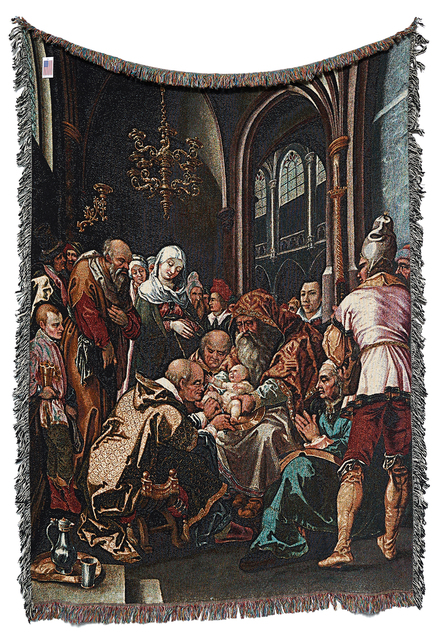 , 'The Circumcision of Christ (Anonymous from the Flemish School),' 2016, Contini Art UK