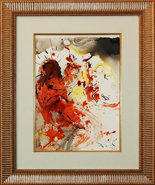 , 'Holy Jerome,' 1967, Baterbys Art Gallery