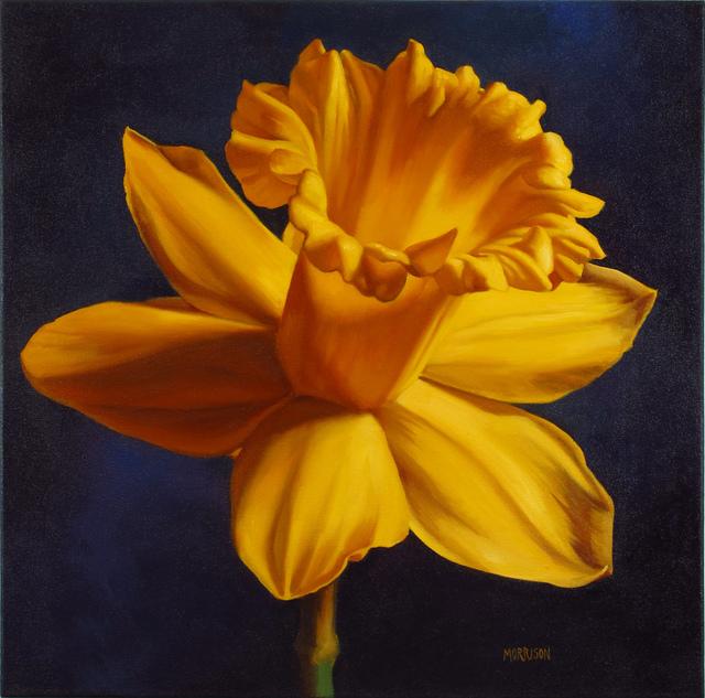 , 'Daffodil,' 2014, Woodward Gallery
