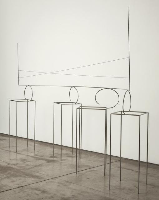 Waltercio Caldas, 'Brancusi', 2014, Xippas