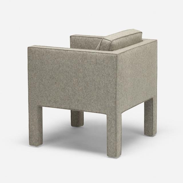 Reed and Delphine Krakoff, 'Prototype Felt armchair', 2014, Wright