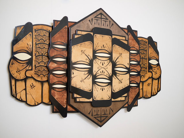 , 'Forward,' 2015, Hashimoto Contemporary