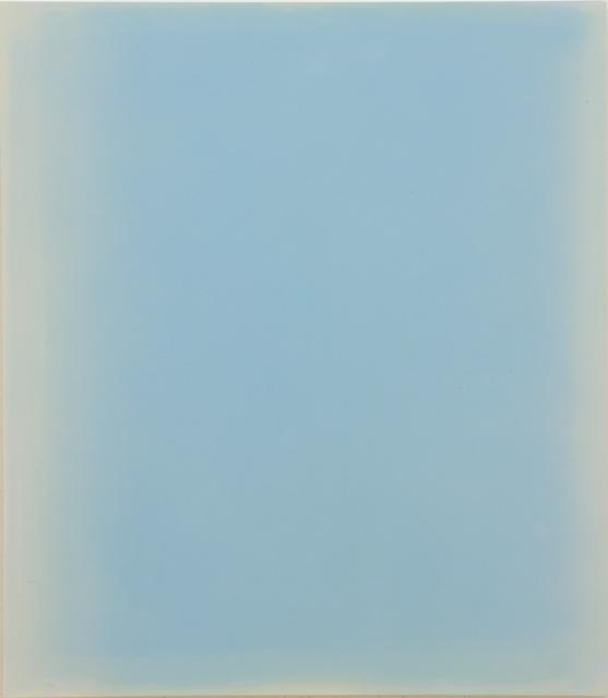 Taek Sang Kim, 'Breathing Light - Blue Green', 2018, Taguchi Fine Art