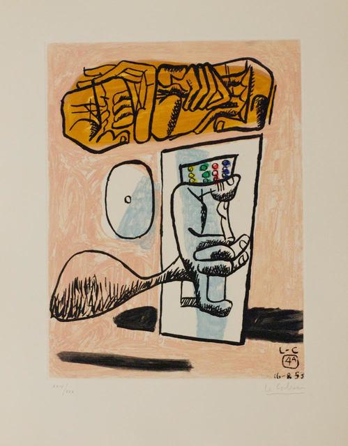 , ' Unité,' 1963-65, Artgráfico