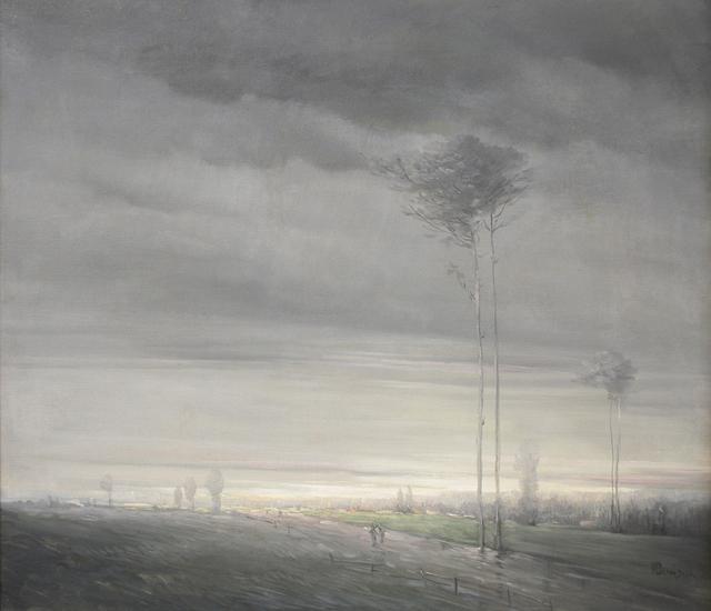 , 'Spring Rain,' 1910, Sullivan Goss