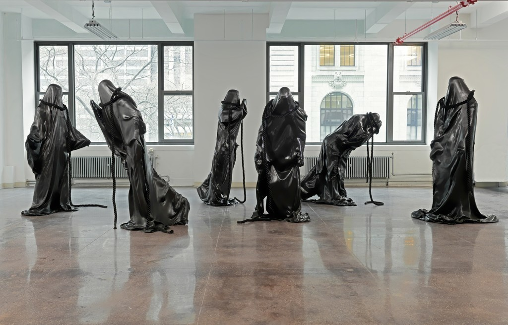 Robert Morris Boustrophedons Castelli Gallery Artsy