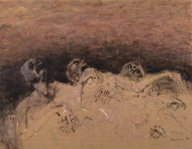 Zoran Antonio Mušič, 'Non Siamo Gli Ultimi', 1974, Itineris