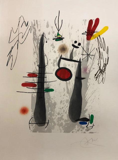 , 'La larga y la evaporada,' 1973, Artgráfico