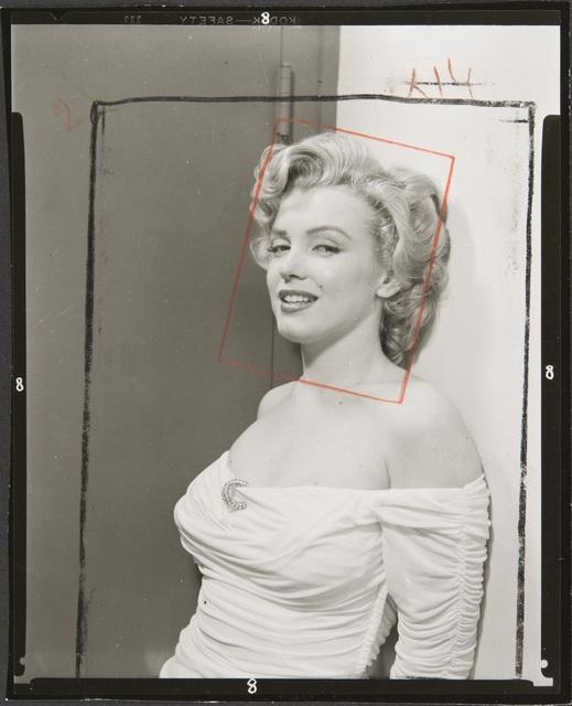 , 'Marilyn Monroe,' 1952, Kunsthal Rotterdam