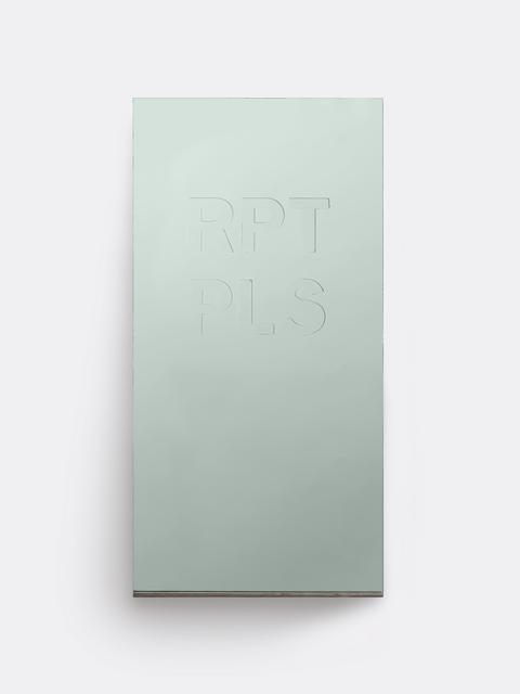 , 'RPT - PLS (Diptych),' 2017, Christine König Galerie