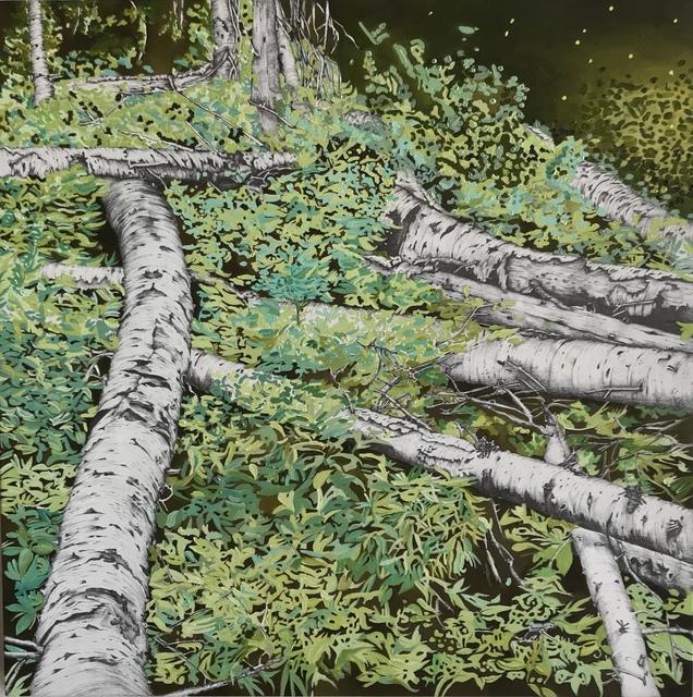 , 'Fallen Aspen #3,' 2018, Modern West Fine Art