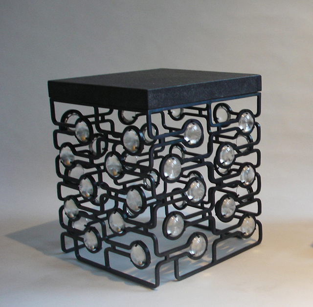 , 'Smoked Side Table,' 2014, Cristina Grajales Gallery