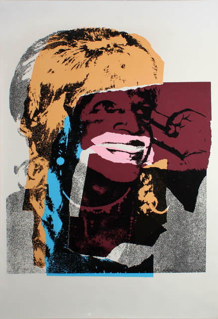 Andy Warhol, 'Ladies and Gentlemen', 1975, DANE FINE ART