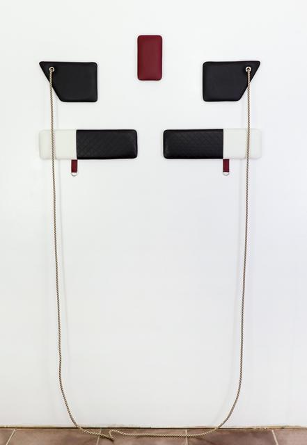 , 'Occupant,' 2015, Asya Geisberg Gallery