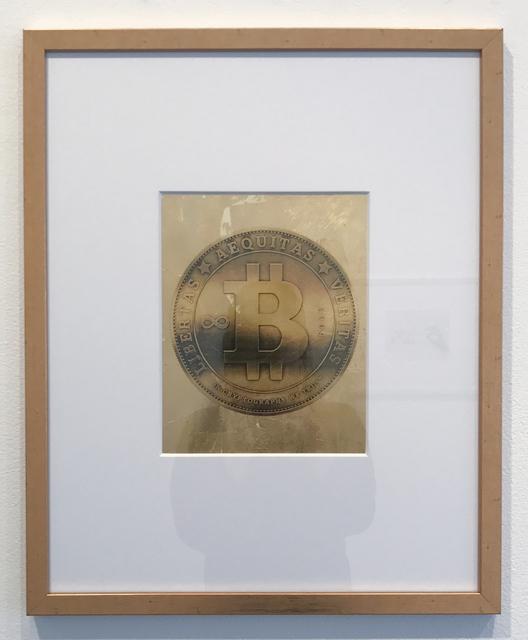 David Baskin, 'Bitcoin', 2018, Freight + Volume
