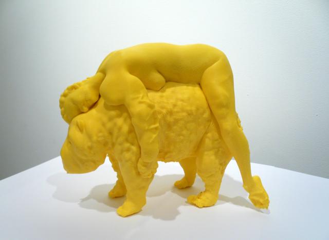 Claudia Hart, 'Teddy', 2010, bitforms gallery