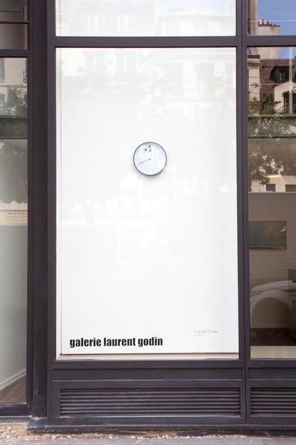 , '+1,' 2016, Galerie Laurent Godin