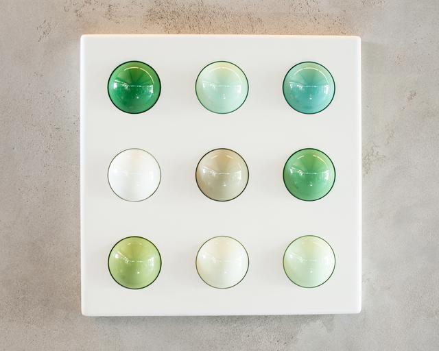 Catharina van de Ven, 'Green 1-2-3-4', 2018, Priveekollektie Contemporary Art   Design