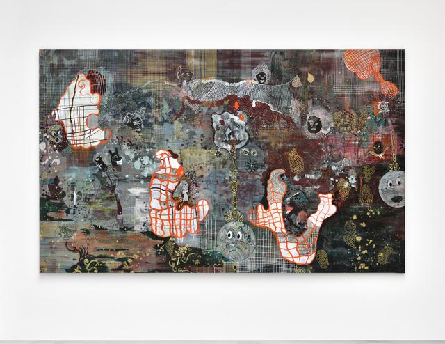 , 'La cruauté comme scène possible,' 2017, Galerie Christophe Gaillard