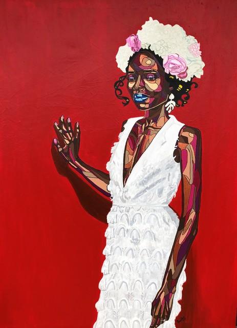 ", 'EZE NWANYI | ""Queen of Women"",' 2019, Jonathan Ferrara Gallery"