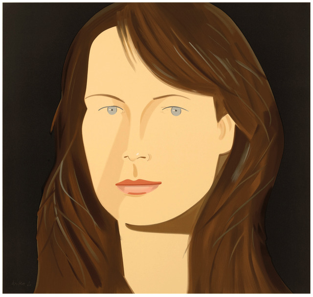 Alex Katz, 'Sophie', 2012, Newzones