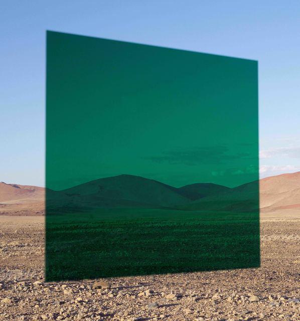 , 'Green Vlei,' 2014, Galerie Hans Mayer