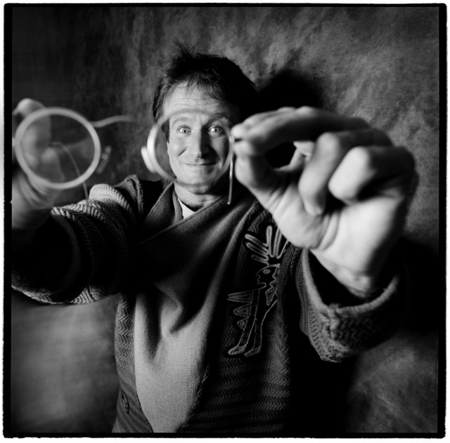 , 'Robin Williams • 1987 • NYC • Saturday Night Live,' 1987, photo-eye Gallery