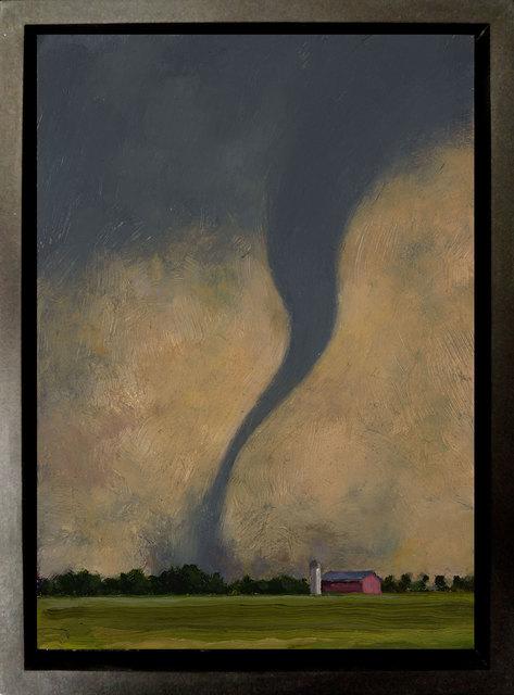 , 'Tornado Study 2,' 2018, ARCADIA CONTEMPORARY