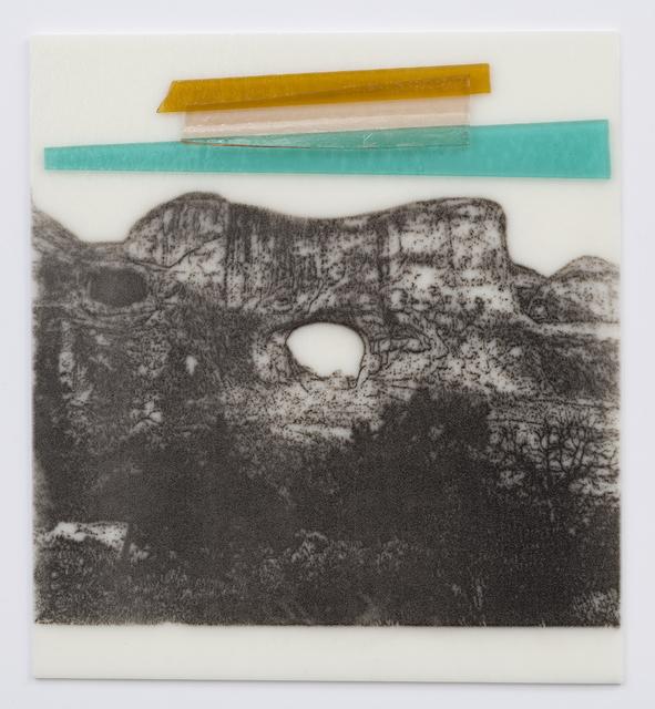, 'Three Overhead,' 2018, Kopeikin Gallery