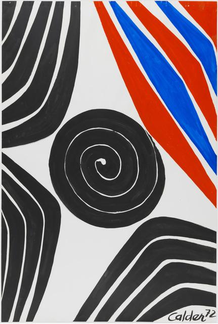 , 'Fidèle,' 1972, Omer Tiroche Gallery