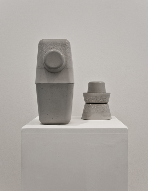 , 'Holy Concrete Set #04,' 2016, PLUTSCHOW GALLERY